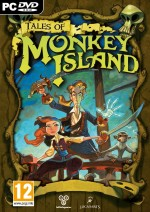 Copertina Tales of Monkey Island: The Siege of Spinner Cay - PC