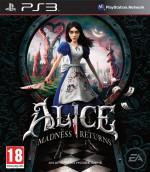 Copertina Alice: Madness Returns - PS3