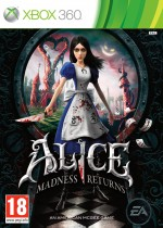 Copertina Alice: Madness Returns - Xbox 360