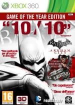 Copertina Batman: Arkham City - Xbox 360