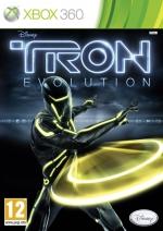 Copertina Tron Evolution - Xbox 360