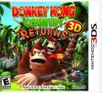Copertina Donkey Kong Country Returns - 3DS