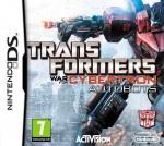 Copertina Transformers: War for Cybertron - Nintendo DS