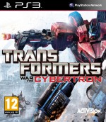 Copertina Transformers: War for Cybertron - PS3