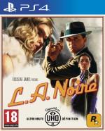 Copertina L.A. Noire - PS4