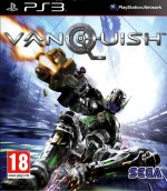 Copertina Vanquish - PS3