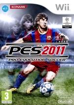 Copertina Pro Evolution Soccer 2011 - Wii