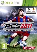 Copertina Pro Evolution Soccer 2011 - Xbox 360