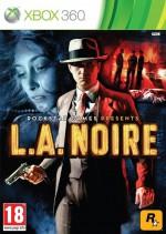 Copertina L.A. Noire - Xbox 360