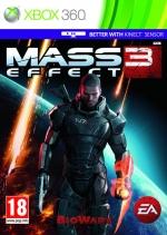 Copertina Mass Effect 3 - Xbox 360