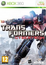 Copertina Transformers: War for Cybertron - Xbox 360