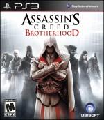 Copertina Assassin's Creed: Brotherhood - PS3