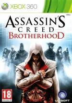 Copertina Assassin's Creed: Brotherhood - Xbox 360