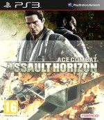 Copertina Ace Combat Assault Horizon - PS3