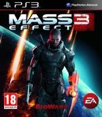 Copertina Mass Effect 3 - PS3
