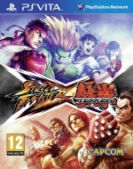 Copertina Street Fighter X Tekken - PS Vita