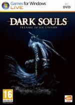 Copertina Dark Souls - PC