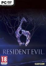 Copertina Resident Evil 6 - PC