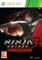 Copertina Ninja Gaiden 3: Razor's Edge - Xbox 360