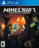 Copertina Minecraft - PS4