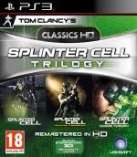 Copertina Splinter Cell Trilogy - PS3