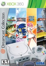 Copertina Dreamcast Collection - Xbox 360