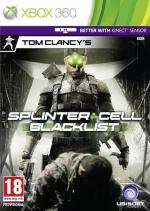 Copertina Splinter Cell Blacklist - Xbox 360