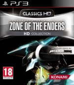 Copertina Zone of the Enders HD Collection - PS3