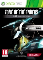 Copertina Zone of the Enders HD Collection - Xbox 360