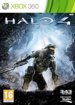 Copertina Halo 4 - Xbox 360