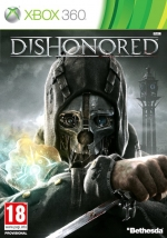 Copertina Dishonored - Xbox 360