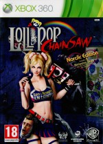 Copertina Lollipop Chainsaw - Xbox 360