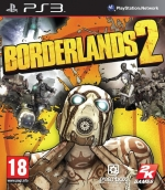 Copertina Borderlands 2 - PS3