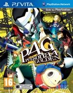 Copertina Persona 4: The Golden - PS Vita