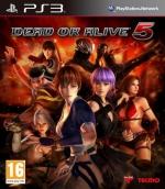 Copertina Dead or Alive 5 - PS3