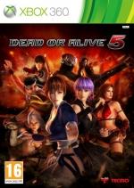 Copertina Dead or Alive 5 - Xbox 360