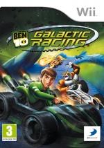 Copertina Ben 10 Galactic Racing - Wii