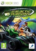 Copertina Ben 10 Galactic Racing - Xbox 360