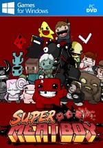 Copertina Super Meat Boy - PC