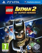 Copertina LEGO Batman 2: DC Superheroes - PS Vita