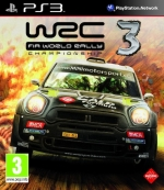 Copertina WRC 3: FIA World Rally Championship - PS3