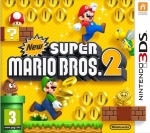 Copertina New Super Mario Bros. 2 - 3DS