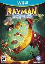 Copertina Rayman Legends - Wii U