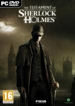 Copertina Il testamento di Sherlock Holmes - PC