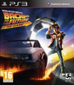 Copertina Back to the Future: The Game - PS3