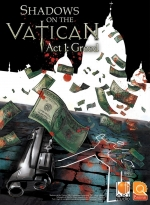 Copertina Shadows On The Vatican - Atto I : Avarizia - PC