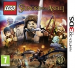 Copertina LEGO The Lord of the Rings - 3DS