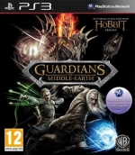Copertina Guardians of Middle-Earth - PS3