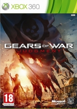 Copertina Gears of War: Judgment - Xbox 360