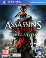 Copertina Assassin's Creed III: Liberation - PS Vita